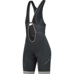 Gore Bike Wear Power Lady 3.0 Bib Tights Short Plus - Women's