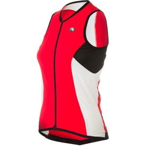 Giordana FormaRed Carbon Jersey - Sleeveless - Women's