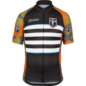 Giordana Endurance Conspiracy Taking Care Of Business Vero Jersey - Short-Sleeve - Men's