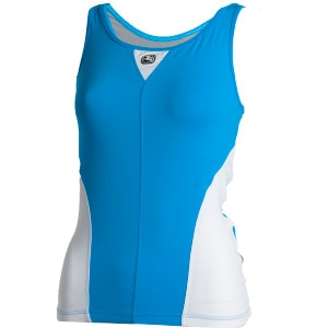 Giordana Silverline Tank Top with 360 Shelf Bra - Women's