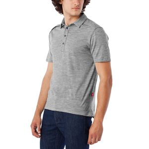Giro New Road Merino Wool Polo - Short Sleeve - Men's