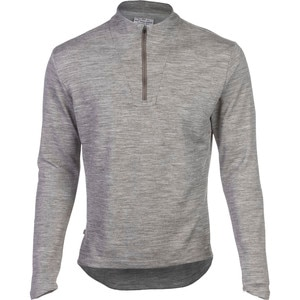 Giro High Neck Zip-Up Jersey - Long Sleeve - Men's