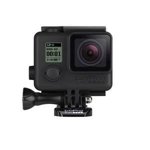 Blackout Housing for HERO4, HERO3+ or HERO3