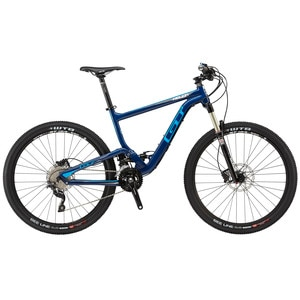 GT Helion Elite Complete Mountain Bike - 2015