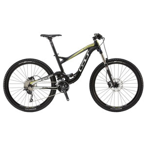 GT Sensor Elite Complete Mountain Bike - 2015