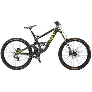 GT Fury Expert Complete Mountain Bike - 2015