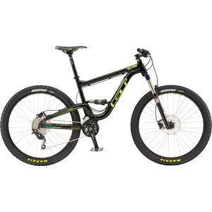 GT Verb Expert Deore Complete Mountain Bike - 2016