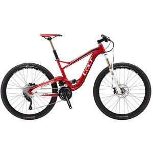 GT Sensor Expert Complete Mountain Bike - 2014