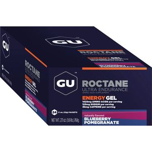 GU Roctane Energy Gel - 24 Pack