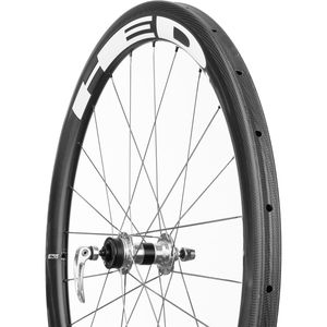 HED Stinger 5 Carbon Disc Brake Road Wheelset - Tubular