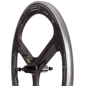 HED H3 Plus Carbon Road Wheel - Clincher