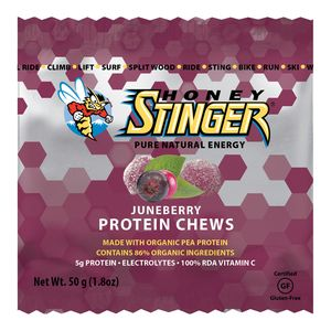 Honey Stinger Protein Chews