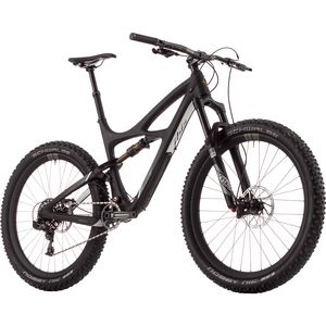 Ibis Mojo 3 Carbon 27.5 Plus X01 WERX Complete Mountain Bike - 2016