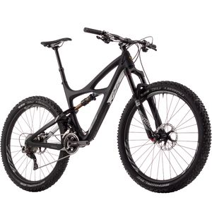 Mojo 3 Carbon 27.5 Plus XTR 2x WERX Complete Bike - 2016