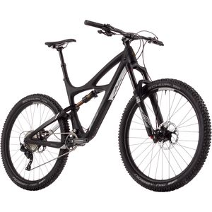 Mojo 3 Carbon 27.5 Plus XT 1x WERX Complete Mountain Bike - 2016