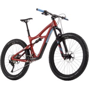 Ibis Mojo 3 Carbon 27.5 Plus XT 1x WERX Complete Mountain Bike - 2016