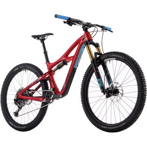 Mojo 3 Carbon X01 Eagle Complete Mountain Bike - 2017