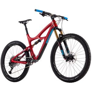 Mojo 3 Carbon X01 Eagle Werx Complete Mountain Bike - 2017