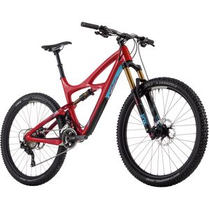 Mojo 3 Carbon XT 2x Complete Mountain Bike - 2017