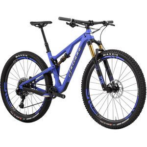 Joplin Carbon CC 29 X01 Complete Mountain Bike - 2017