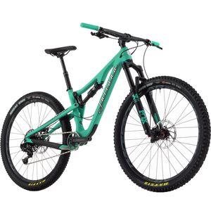Furtado 2.0 Carbon S Complete Mountain Bike - 2017