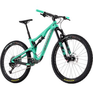 Furtado 2.0 Carbon CC X01 Eagle Complete Mountain Bike - 2017