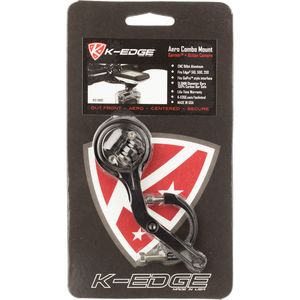 K-Edge Combo Mount for Garmin & GoPro