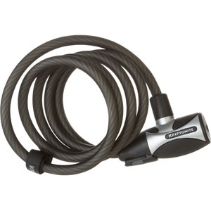 Kryptonite KryptoFlex 1218 Cable Lock with Key
