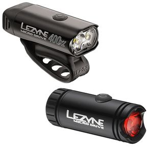 Lezyne LED Micro Drive Light Pair