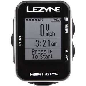 Lezyne Mini GPS Bike Computer