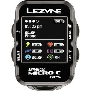 Lezyne Micro Color GPS HR Loaded Bike Computer