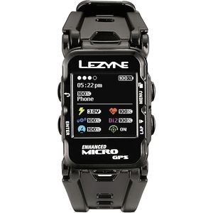 Lezyne Micro Color GPS HR Loaded Watch