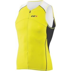 Louis Garneau Comp Jersey - Sleeveless - Men's