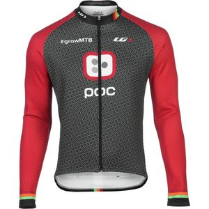 Louis Garneau Competitive Cyclist Masters Team Long Sleeve Jersey