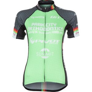 Louis Garneau Summit Bike Equipe Pro Jersey - Short-Sleeve - Women's
