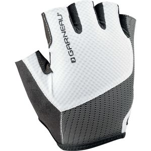 White Men S Cycling Gloves Competitive Cyclist