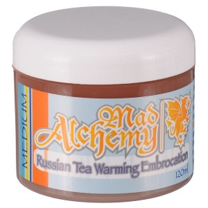 Mad Alchemy Russian Tea Warming Embrocation