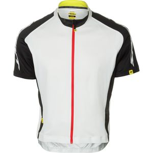 Mavic Sprint Relax Full-Zip Short Sleeve Jersey