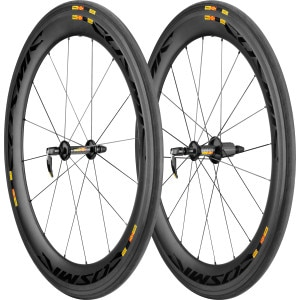 Mavic Cosmic CXR 60 Carbon Road Wheelset - Tubular