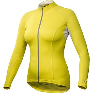 Mavic Ksyrium Elite Jersey - Long-Sleeve - Women's