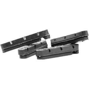 Mercury Wheels Carbon Brake Pad - Set of 4
