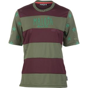 Maloja NataliaM. Freeride Shirt - Short Sleeve - Women's