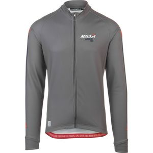 HercliM Snow 1/1 Full-Zip Long Sleeve Jersey