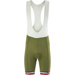Maloja NickM. Strap 1/2 Bib Shorts - Men's