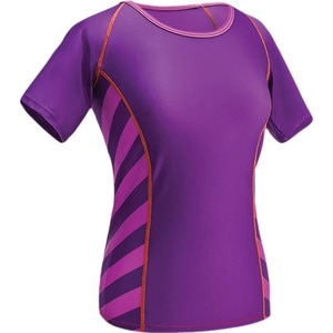 Moxie Cycling Color Block Jersey - Short Sleeve - Women's