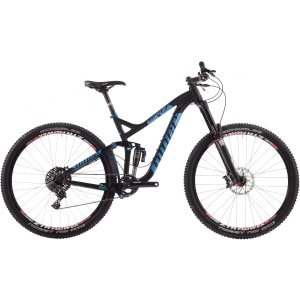 WFO 9 4-Star X01 Complete Mountain Bike - 2014