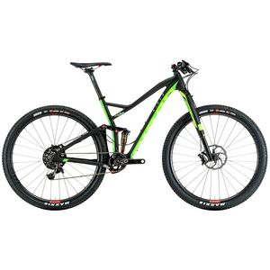Niner RKT 9 RDO 4-Star X01/RS-1 Complete Mountain Bike - 2016
