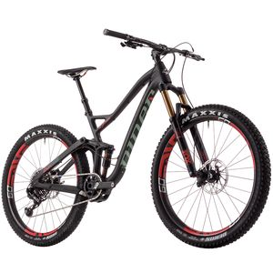 Niner Jet 9 RDO 27.5+ 5-Star X01 Eagle Complete Bike - 2017