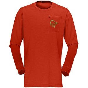 Norrøna Fjørå Equaliser Lightweight Jersey - Long-Sleeve - Men's