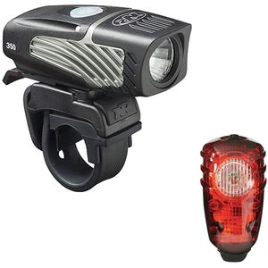 NiteRider Lumina Micro 350/Solas 30 Combo Light Kit